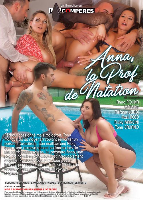 Anna Polina, la prof de natation (2)